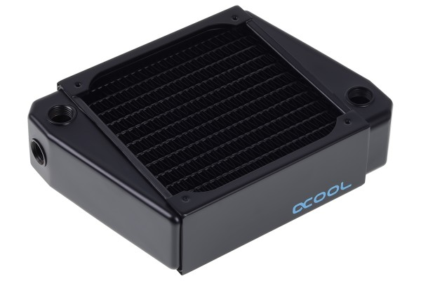Alphacool NexXxoS XT45 Full Copper X-Flow 120mm Radiator