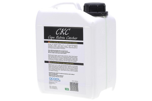 Alphacool CKC Cape Kelvin Catcher Clear Kanister 2500ml