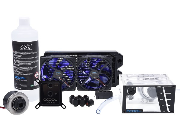 Alphacool NexXxoS Cool Answer 240 D5/ST - Set