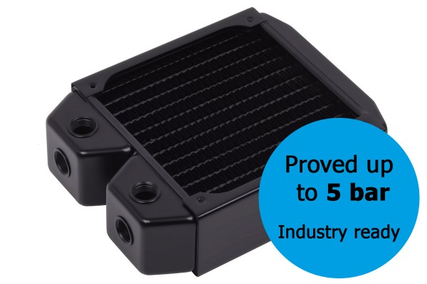Alphacool NexXxos XT45 Industry HPC Series 120mm Radiator