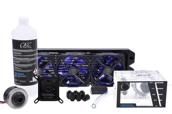 Alphacool NexXxoS Cool Answer 360 D5/ST - Set