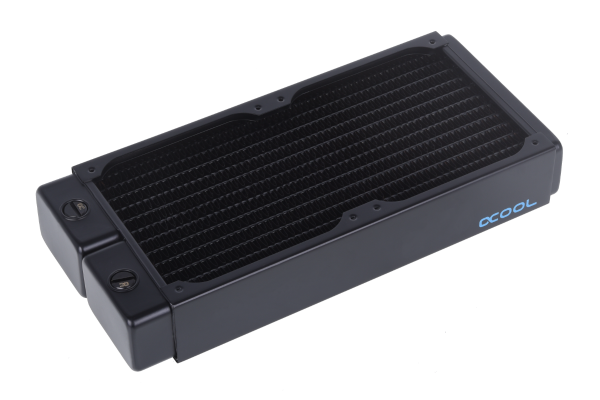 Alphacool NexXxoS XT45 Full Copper 240mm Radiator V.2