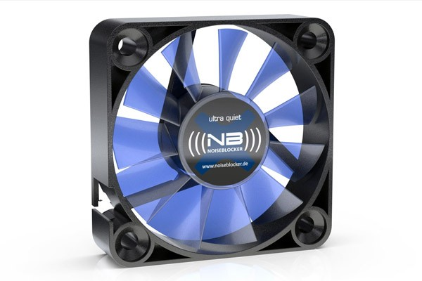 Noiseblocker NB-BlacksilentFan XM1 ( 40x40x10mm )