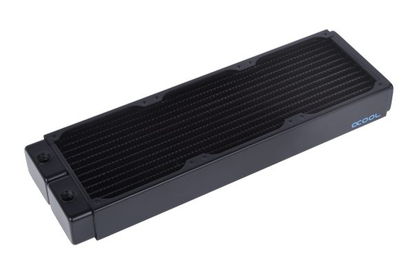 Alphacool NexXxoS XT45 Full Copper 360mm Radiator V.2