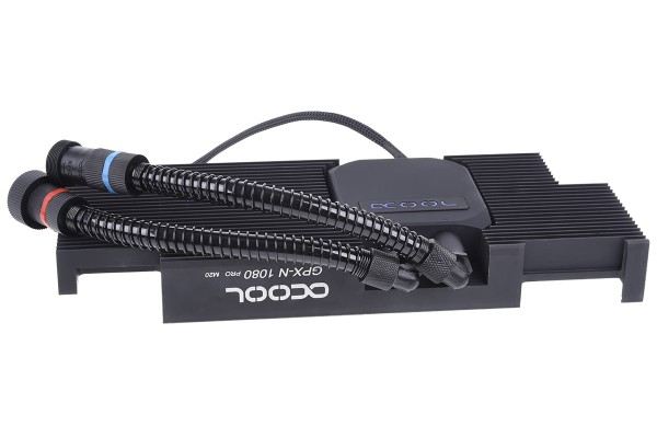 Alphacool Eiswolf GPX Pro - Nvidia Geforce GTX 1080Ti Pro M20 - mit Backplate