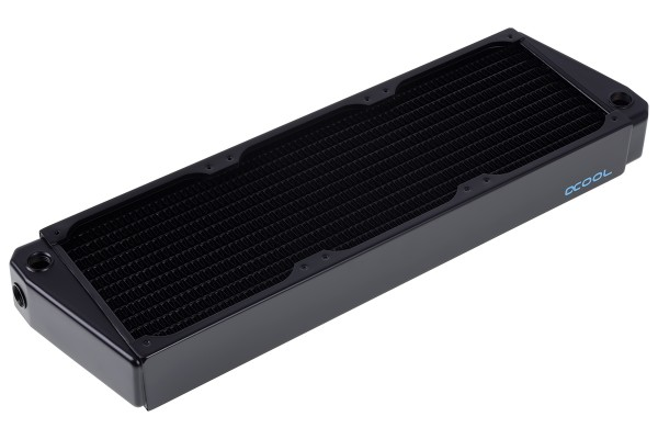 Alphacool NexXxoS XT45 Full Copper X-Flow 360mm Radiator