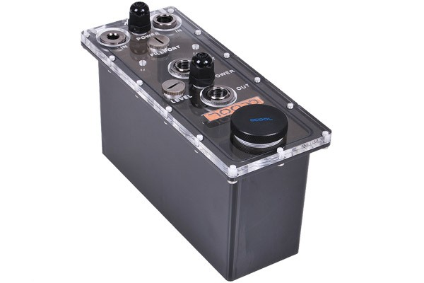 Alphacool Geysir Double Power Pumpstation (für 2x Eheim 600 Pumpen)