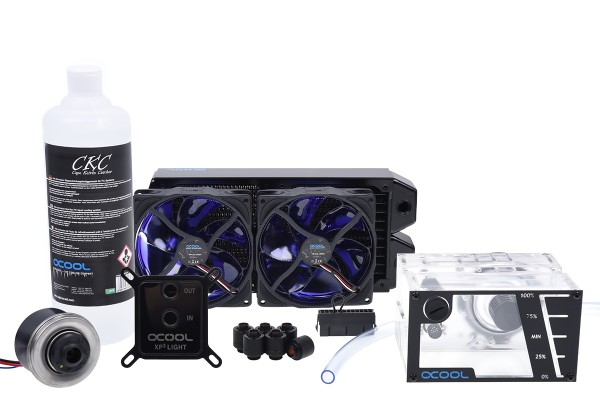 Alphacool NexXxoS Cool Answer 240 D5/XT - Set