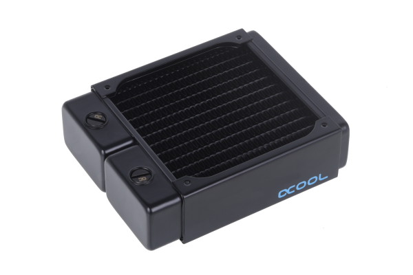 Alphacool NexXxoS XT45 Full Copper 120mm Radiator V.2