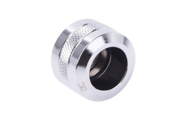 Alphacool Eiszapfen PRO 16mm HardTube Fitting G1/4 - Chrome