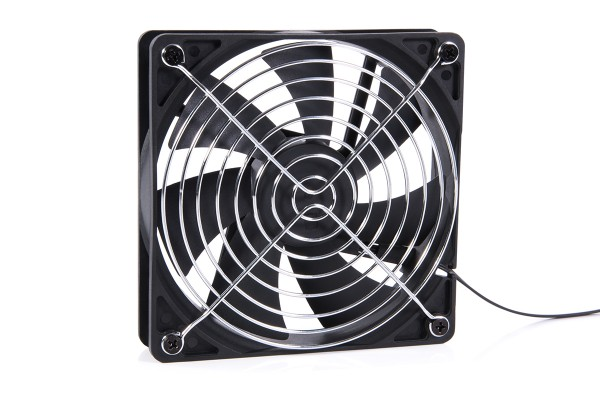 Alphacool ES 120mm 4000rpm Fan ( 120x120x25mm ) - Two Ball Bearing - DC