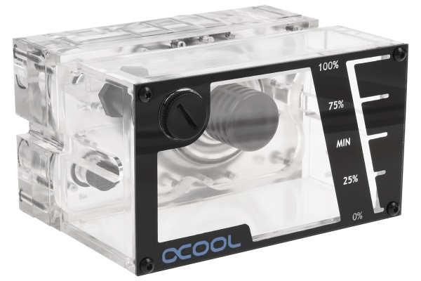 Alphacool Repack - Single Laing D5 - Dual 5,25 Bay Station inkl. 1x Alphacool VPP655