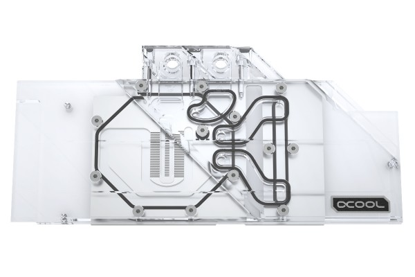 Alphacool Eisblock Aurora Plexi GPX-N RTX 2070 Super Windforce